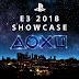E3 2018 : Conférence Sony