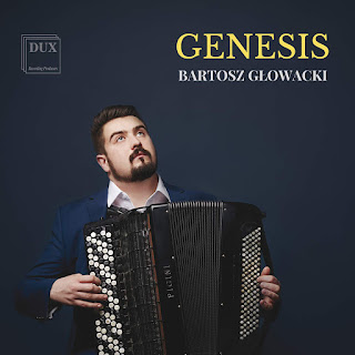 Genesis - Scarlatti, Rameau, Trojan, Gubaidulina, Pärt, Vlasov, Piazzolla; Bartosz Glowacki, Rob Luft, Elias Peter Brown; DUX