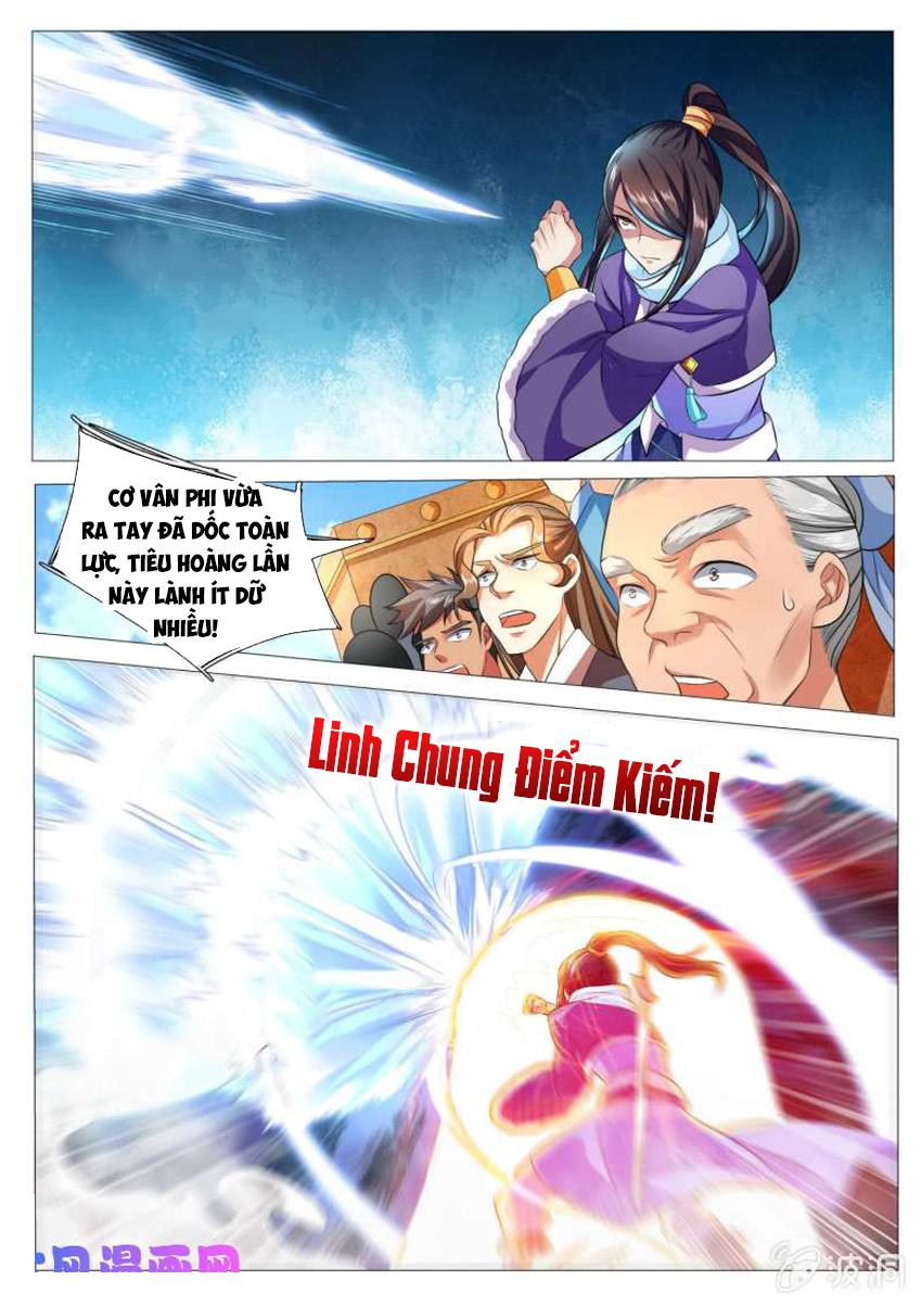 Tuyệt Thế Thần Hoàng Chapter 81 video - Hamtruyen.vn