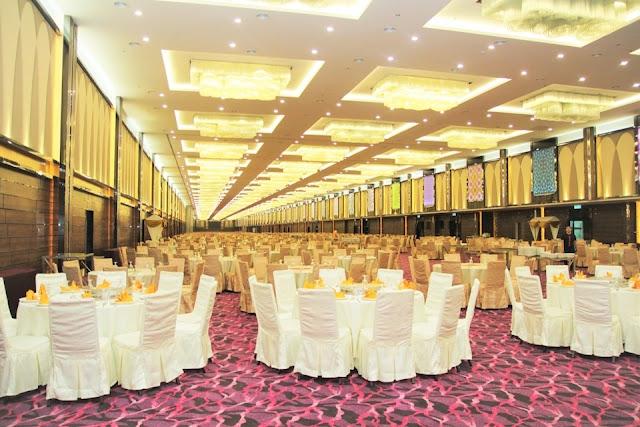 big malay wedding