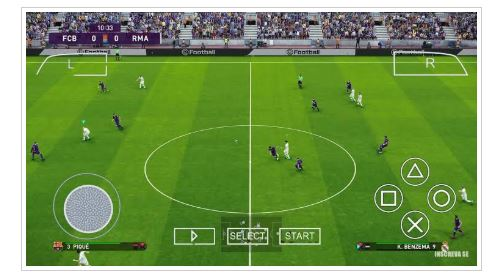 PES 2021 PPSSPP ISO File - New Faces, Kits & Latest Transfer