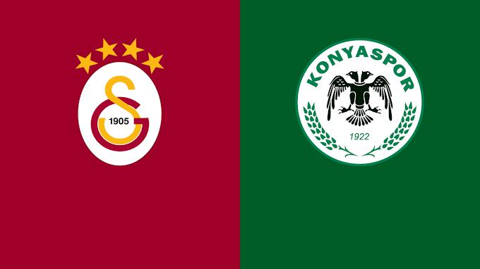 watch matche Galatasaray VS KonyaSpor  live stream free