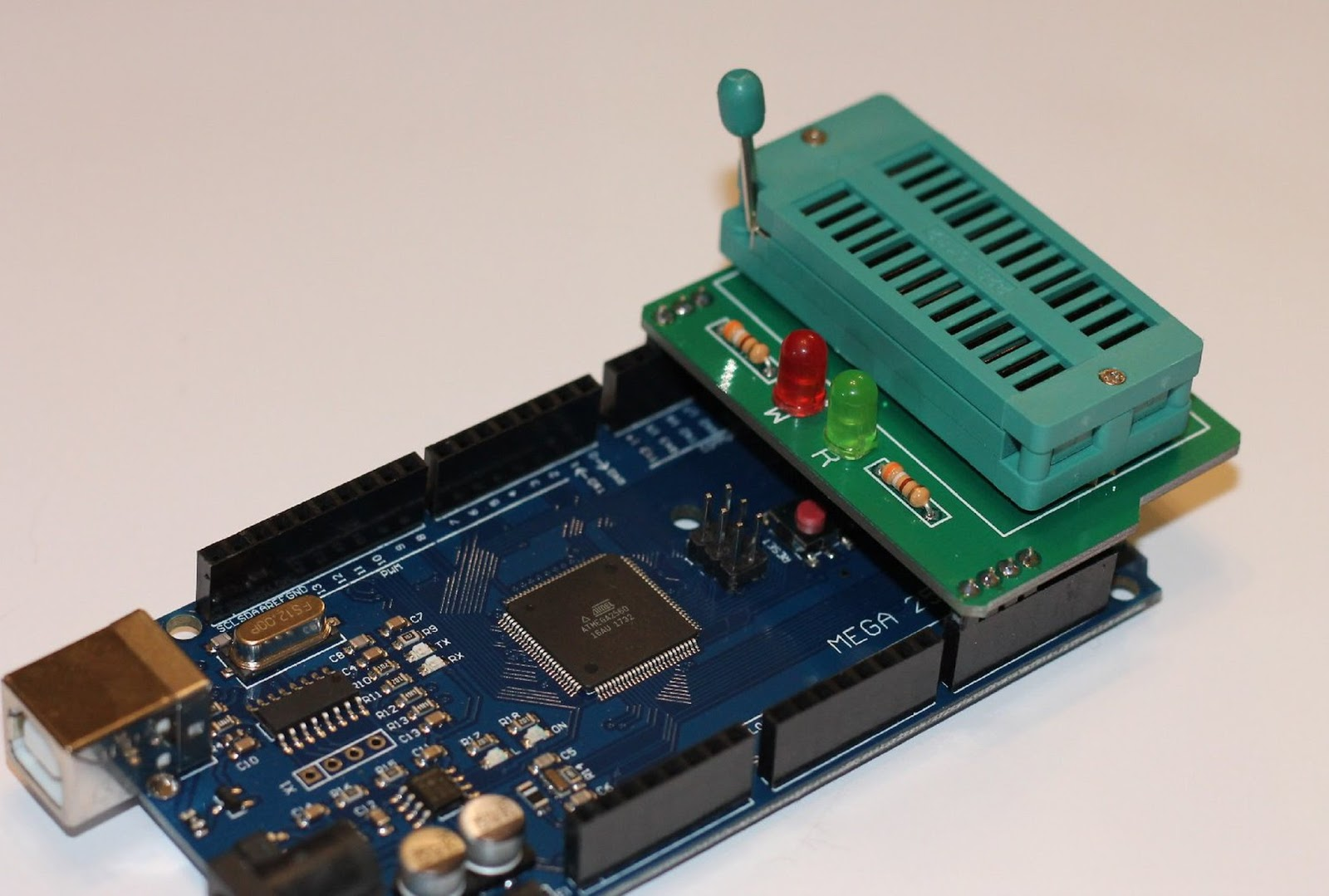 Tynemouth Software: Arduino EEPROM Programmer