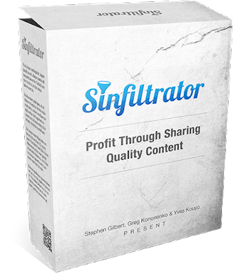 [GIVEAWAY] Sinfiltrator [Monetize Any Website]