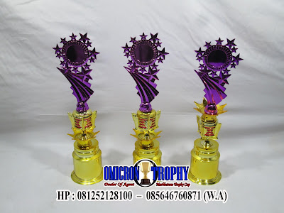Model Piala Plastik Terbaru