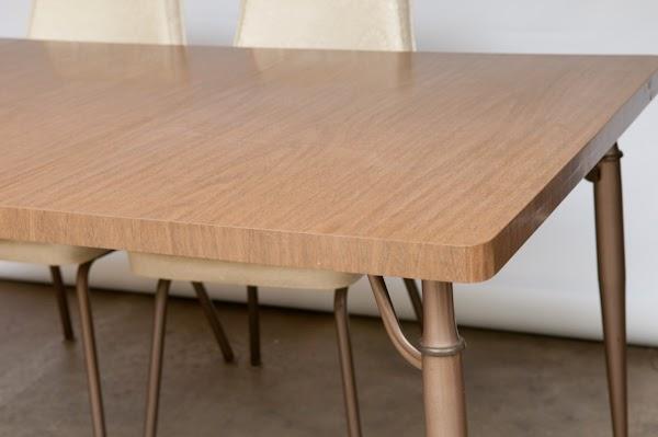 Heygreenie 60 S Vintage Walter Wabash Formica Table Top