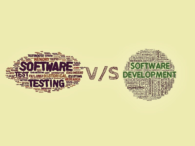 Software testing v/s Software Development : What to choose as career option ?