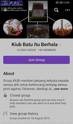 Facebook Tular Penghinaan Agama Islam Oleh Wendy Loong | BERITA