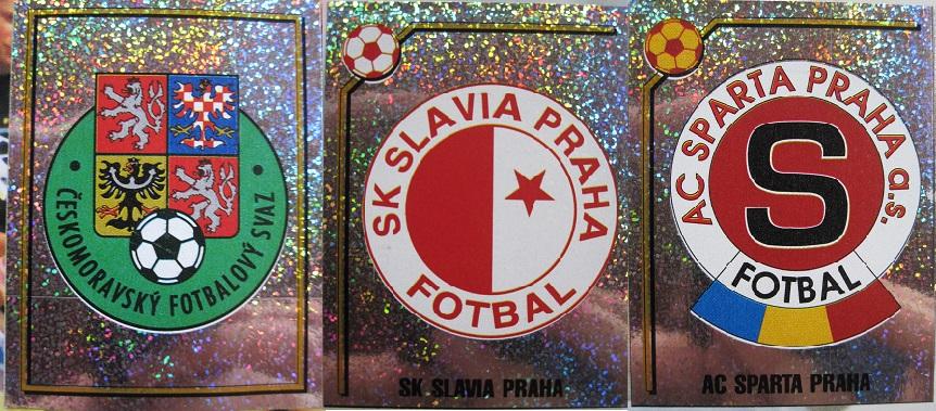 Fotbal Slavia Pinterest: Only Good Stickers: Panini Cesky Fotbal 1998 (Czech Republic