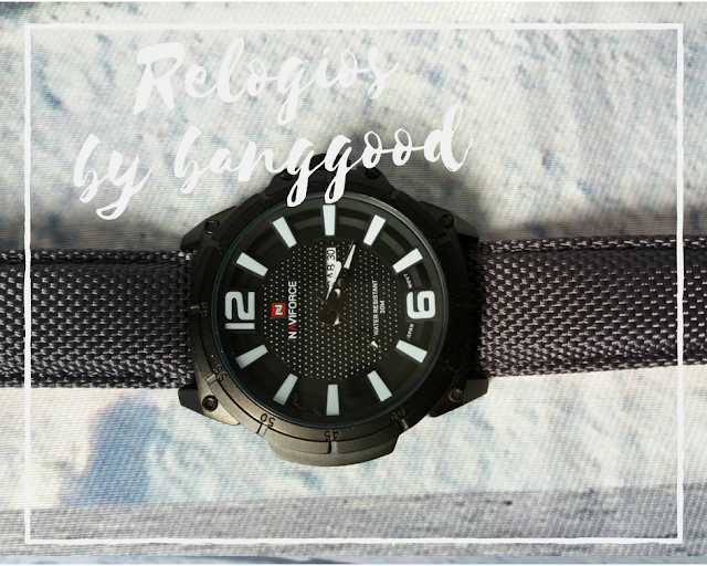 Relógios by banggood