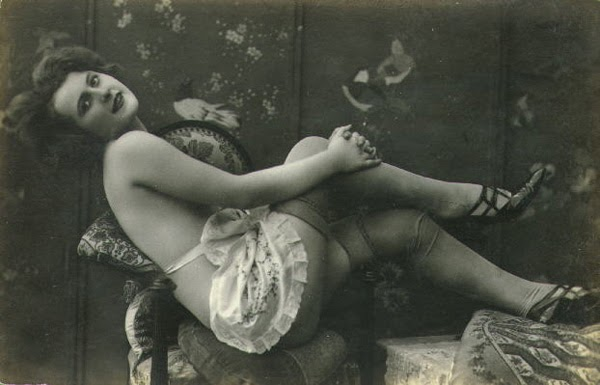 old west nude photos
