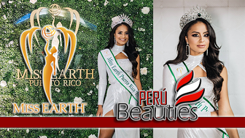 Nellys Pimentel es Miss Earth Puerto Rico 2019