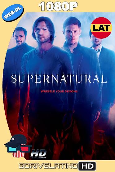 Supernatural Temporada 01 al 09 AMZN WEB-DL 1080p Latino-Ingles MKV