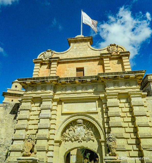 Porta de Mdina, Malta