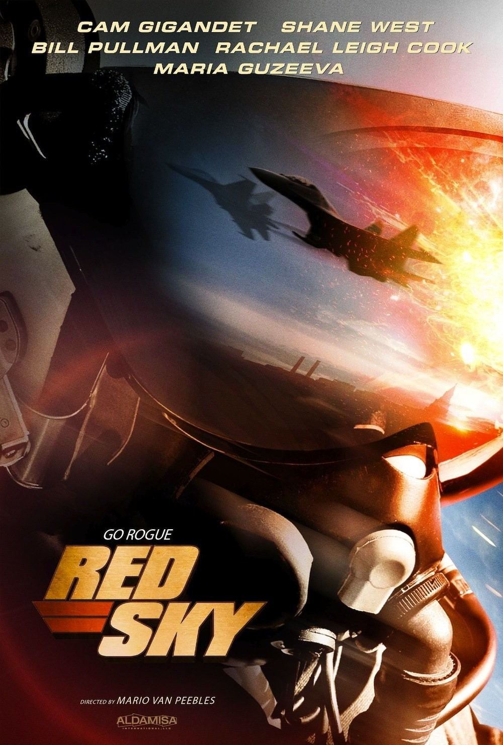 Red Sky (2014) ταινιες online seires oipeirates greek subs