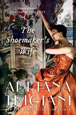 The Shoemaker's Wife by Adriana Trigiani - book cover