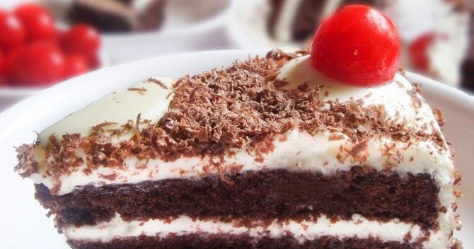 German Chocolate Cake Recipe Using Rice Flour