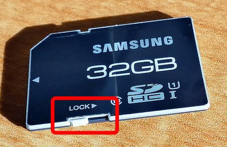 8+ Cara Ampuh Mengatasi SD Card Write Protected Di Android