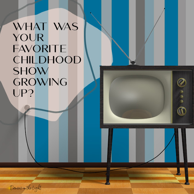 What was your favorite childhood show growing up?