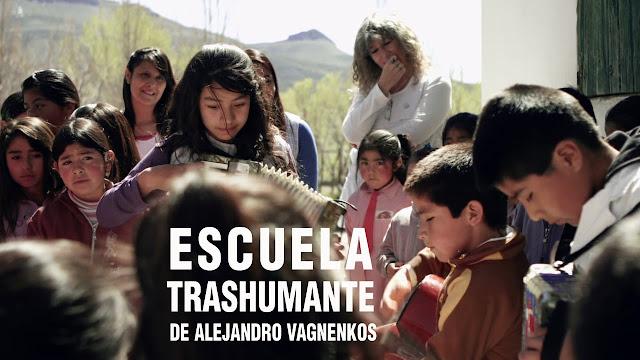 Escuela Trashumante (Alejandro Vagnenkos) Documental Estreno