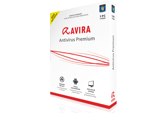 Avira Antivirus Premium 2013 13.0.0.3736 + Serial Key Free Download