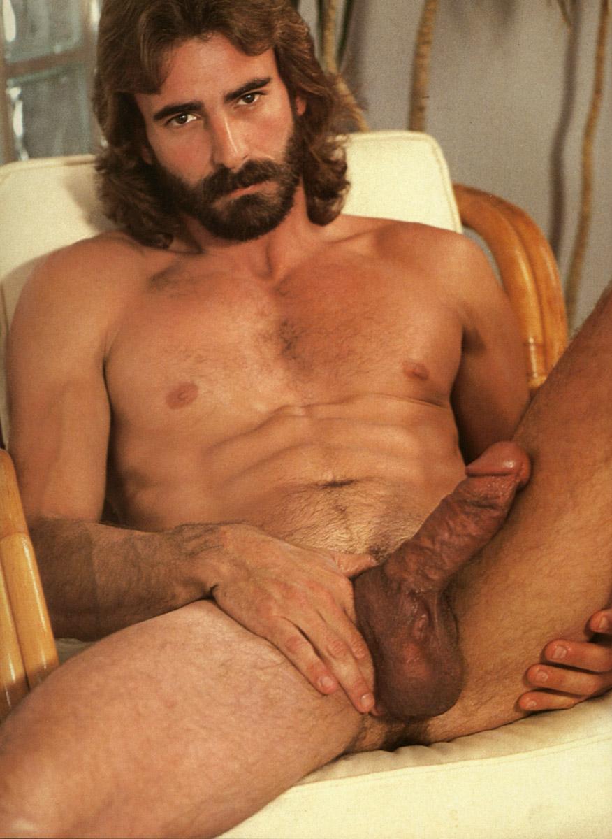Lance Parker Nude