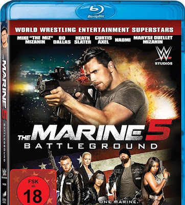 The Marine 5 Battleground 2017 Dual Audio BRRip 480p 300Mb x264