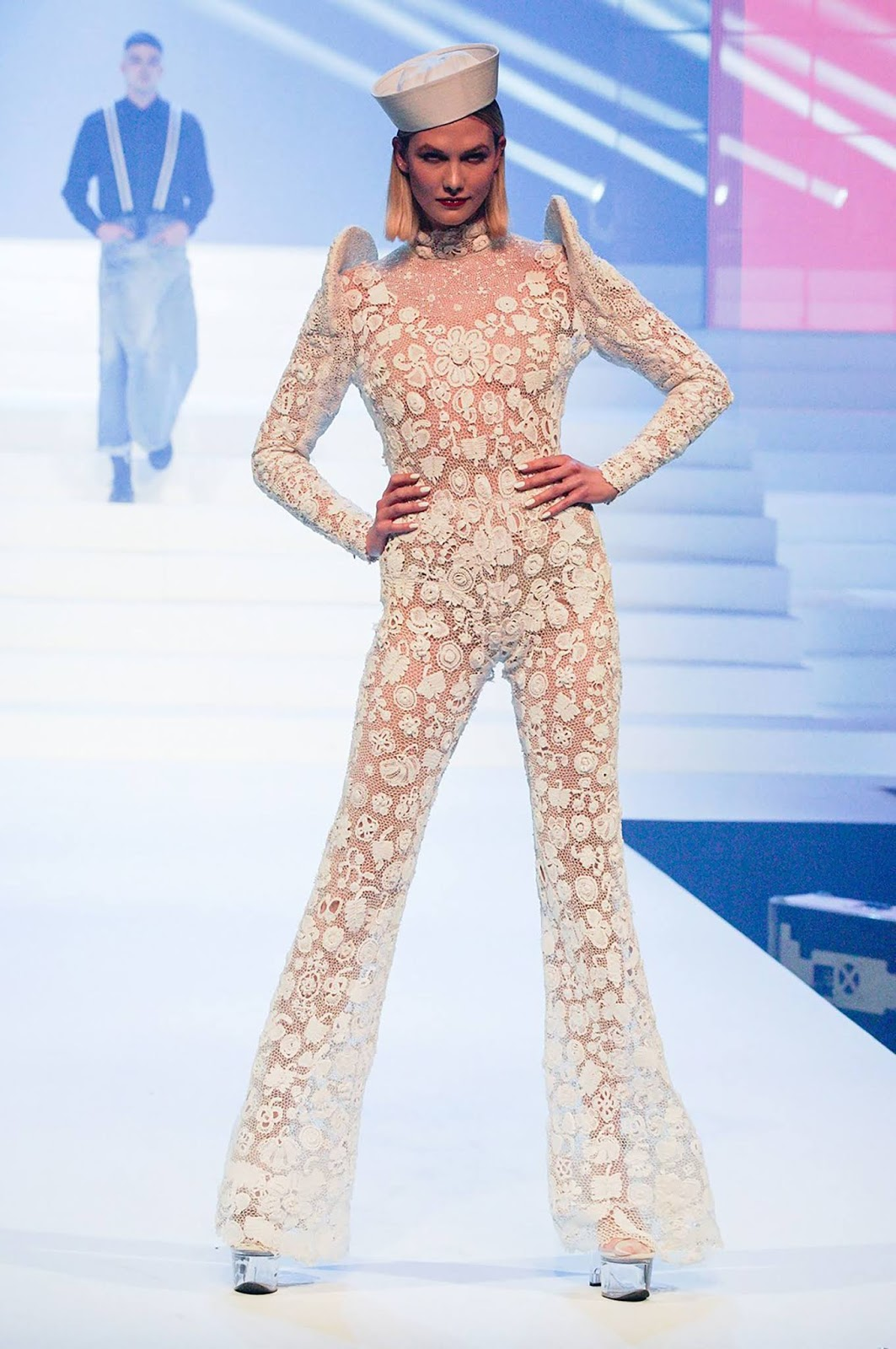 Actriz Porno Gaultier fashionfrenicos