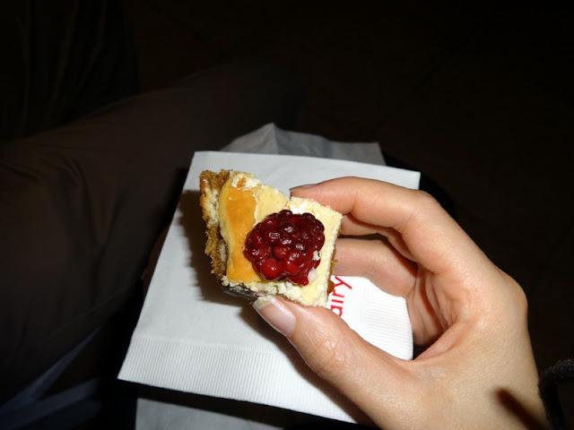 Cheesecake with greek yogurt