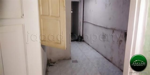 Rumah Tepi jalan Tengah Kota Jogja