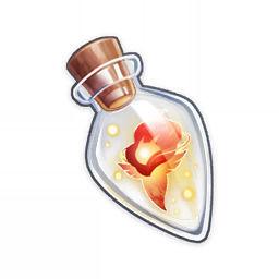 Exothermic vial