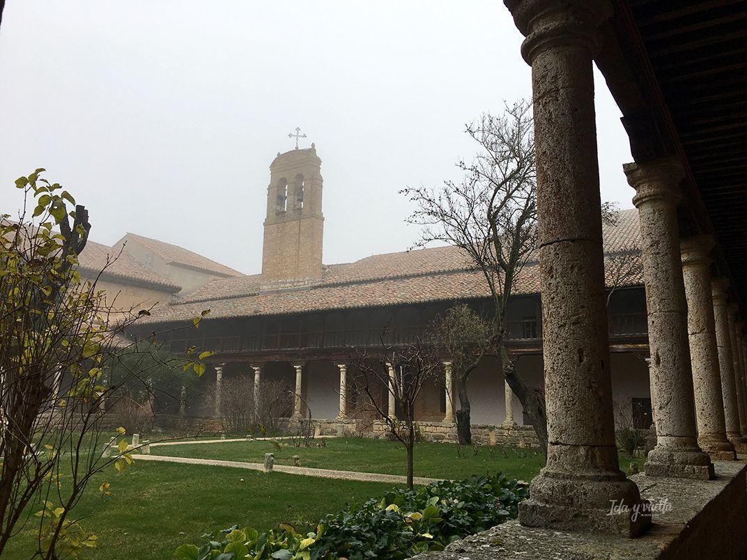 Monasterio Sacnti Spiritus Toro claustro