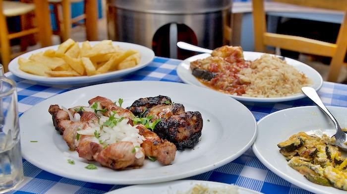 cypr frytki, cypr co jeść, cypr ziemniaki