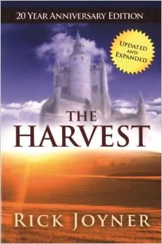 http://www.amazon.com/The-Harvest-Rick-Joyner/dp/1599331047/ref=sr_1_1?ie=UTF8&qid=1409244540&sr=8-1&keywords=rick+joyner+the+harvest
