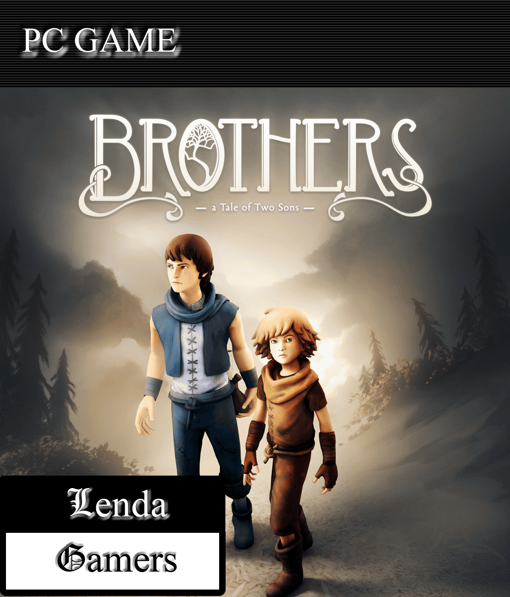 Brothers a Tale of two Sons Key Art