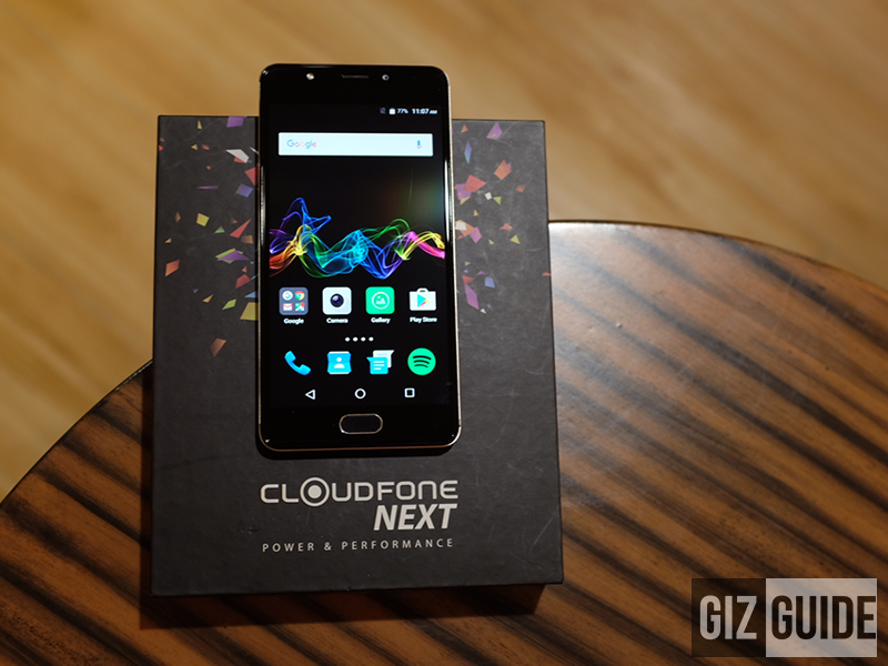 CloudFone Next box