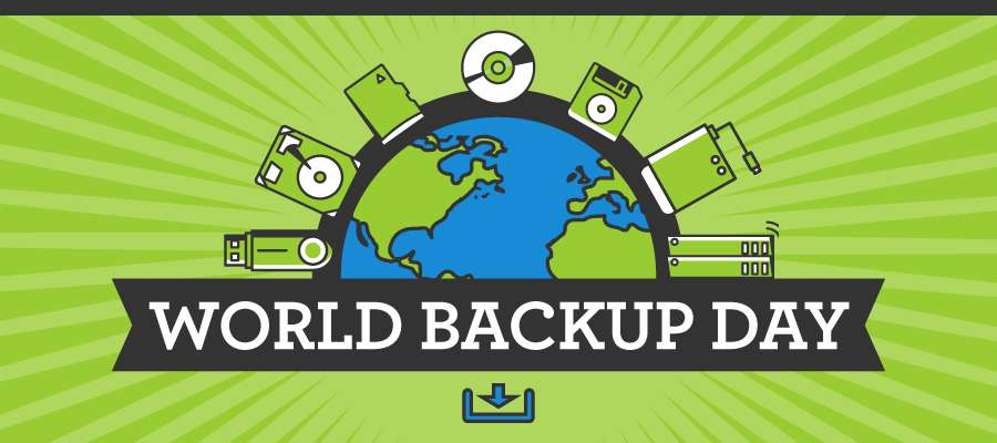 World Backup Day Wishes For Facebook