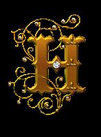 Схемы вышивки HAED художники на букву H