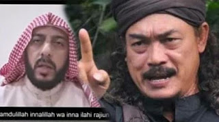 Syekh Ali Jaber Ucap Duka ke Laskar, Gus Nuril: Jangan Campur Urusan Politik di Indonesia