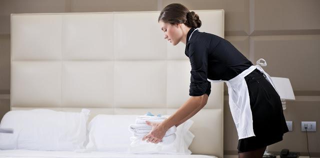 Ζητείται καμαριέρα σε ξενοδοχείο στο Ναύπλιο