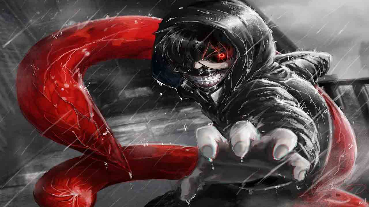 Tokyo Ghoul BD (Episode 01 - 12) Subtitle Indonesia