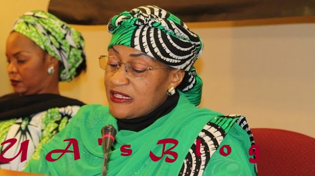 BREAKING News: Mama Taraba Resigns As Minister, Dumps APC