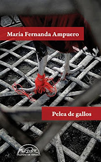 Pelea de gallos- Maria Fernanda Ampuero