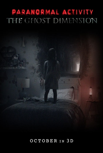 Actividad Paranormal: La Dimensión Fantasma DVDRip Latino