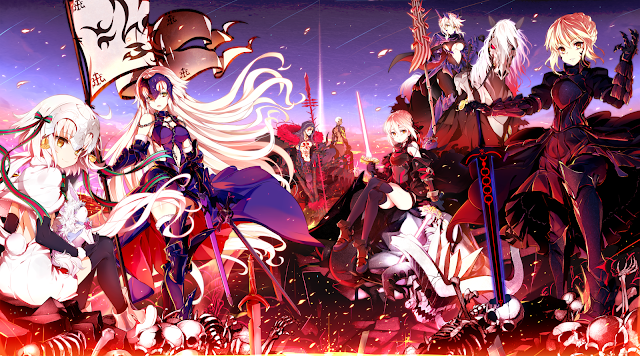 Fate/Grand Order: Zettai Majuu Sensen Babylonia Vietsub (2019)