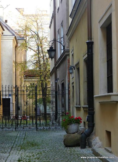 rincones con encanto en Varsovia