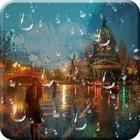 City Rain Live Wallpaper PRO Apk Download for Android