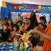 बेगूसराय : बॉलीवुड एक्टर अमिय कश्यप ने बालग्राम के बच्चों को दिए एक्टिंग के टिप्स