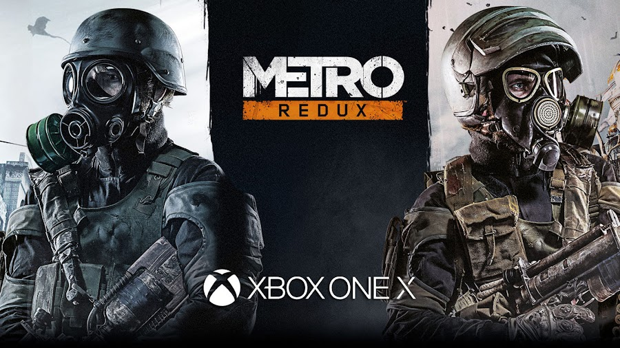 metro 2033 redux last night pack saga xbox one x