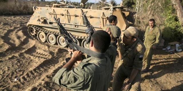 Militer Israel Hancurkan Rumah Warga Palestina
